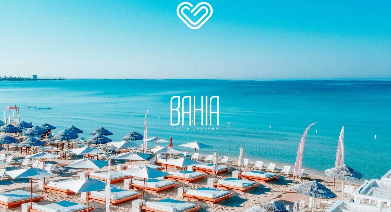 BAHIA 2021 - entro le h. 11.00