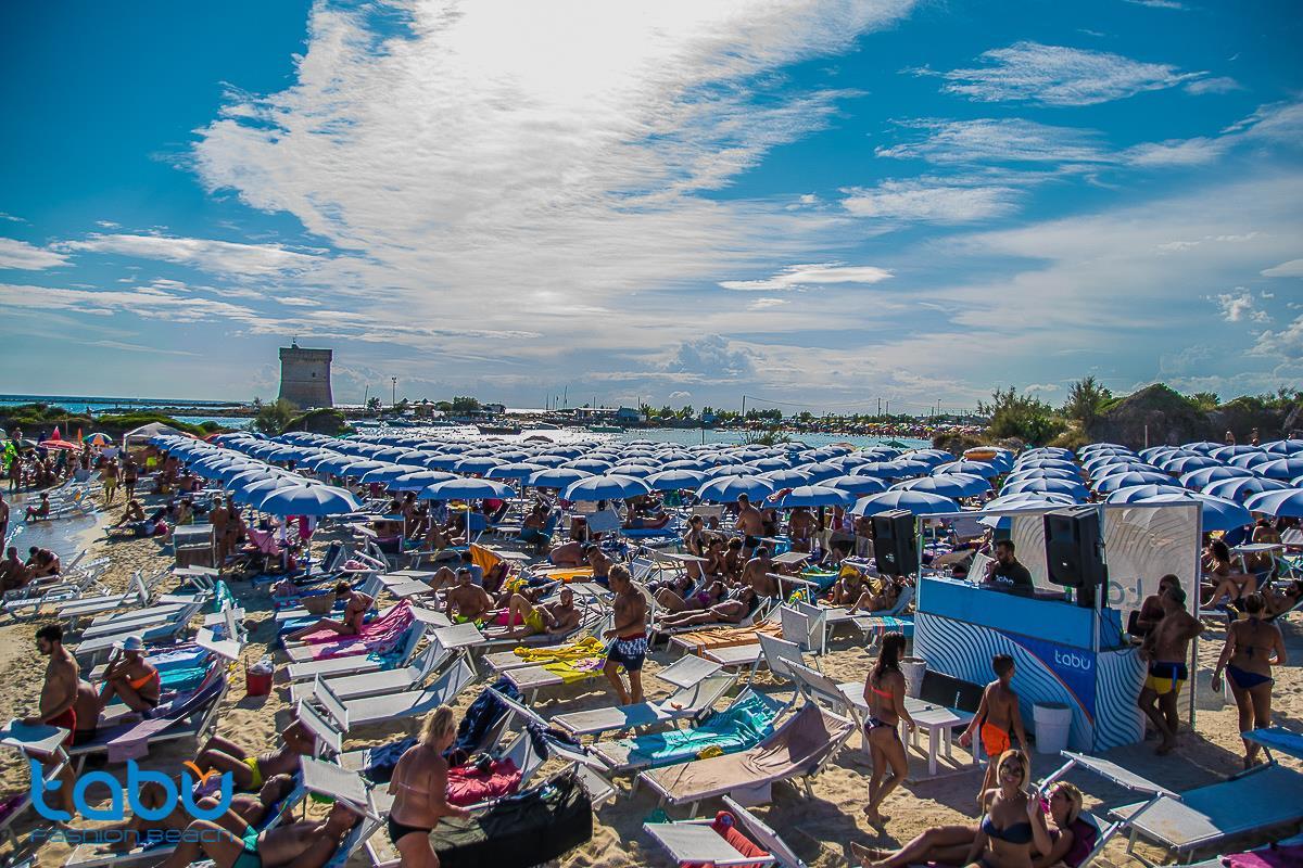 Servizi in Spiaggia TABU BEACH