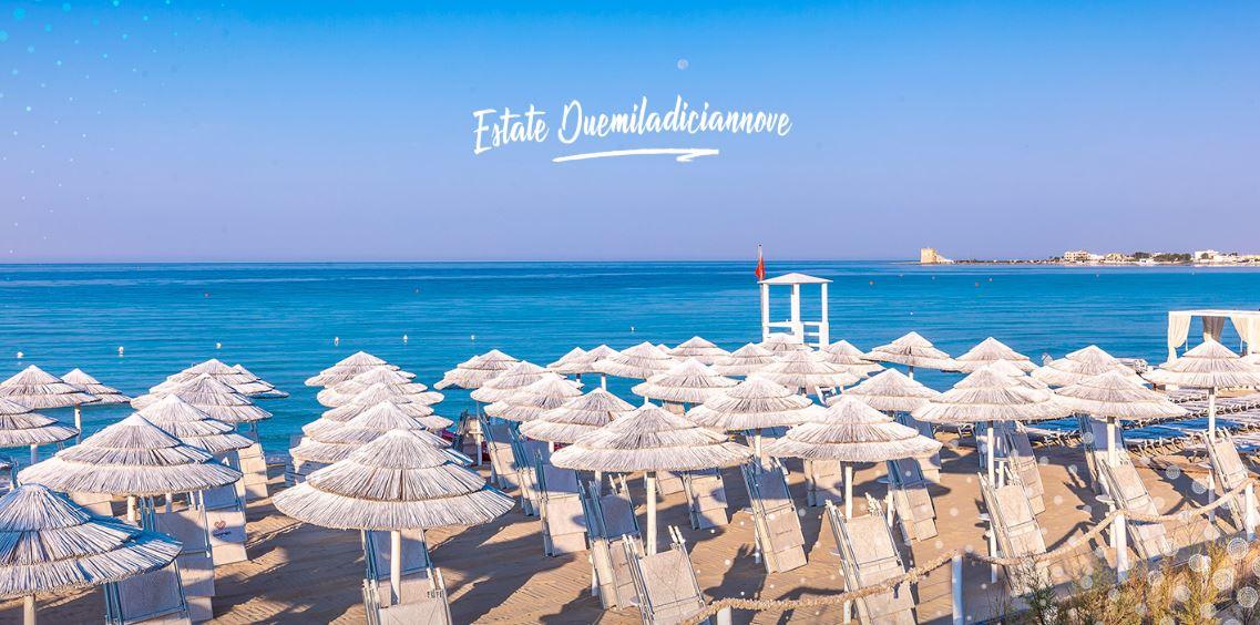 Prenota i servizi in Spiaggia - BAHIA - Porto Cesareo